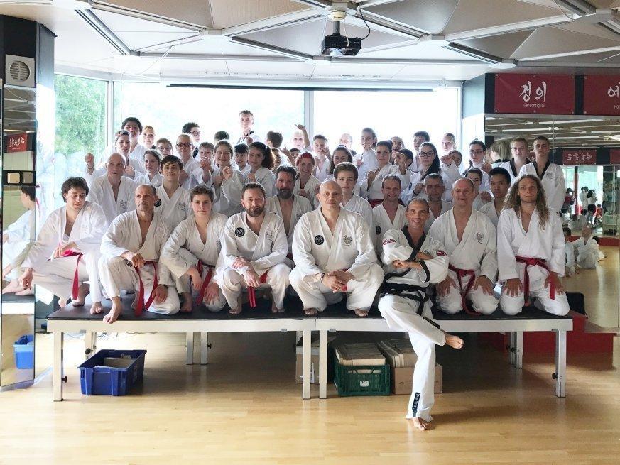 taekwondo; wien; ritual