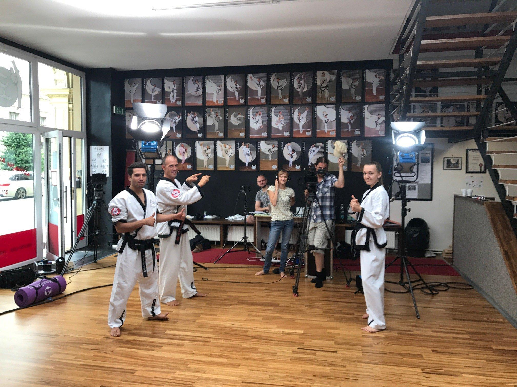go for black belt