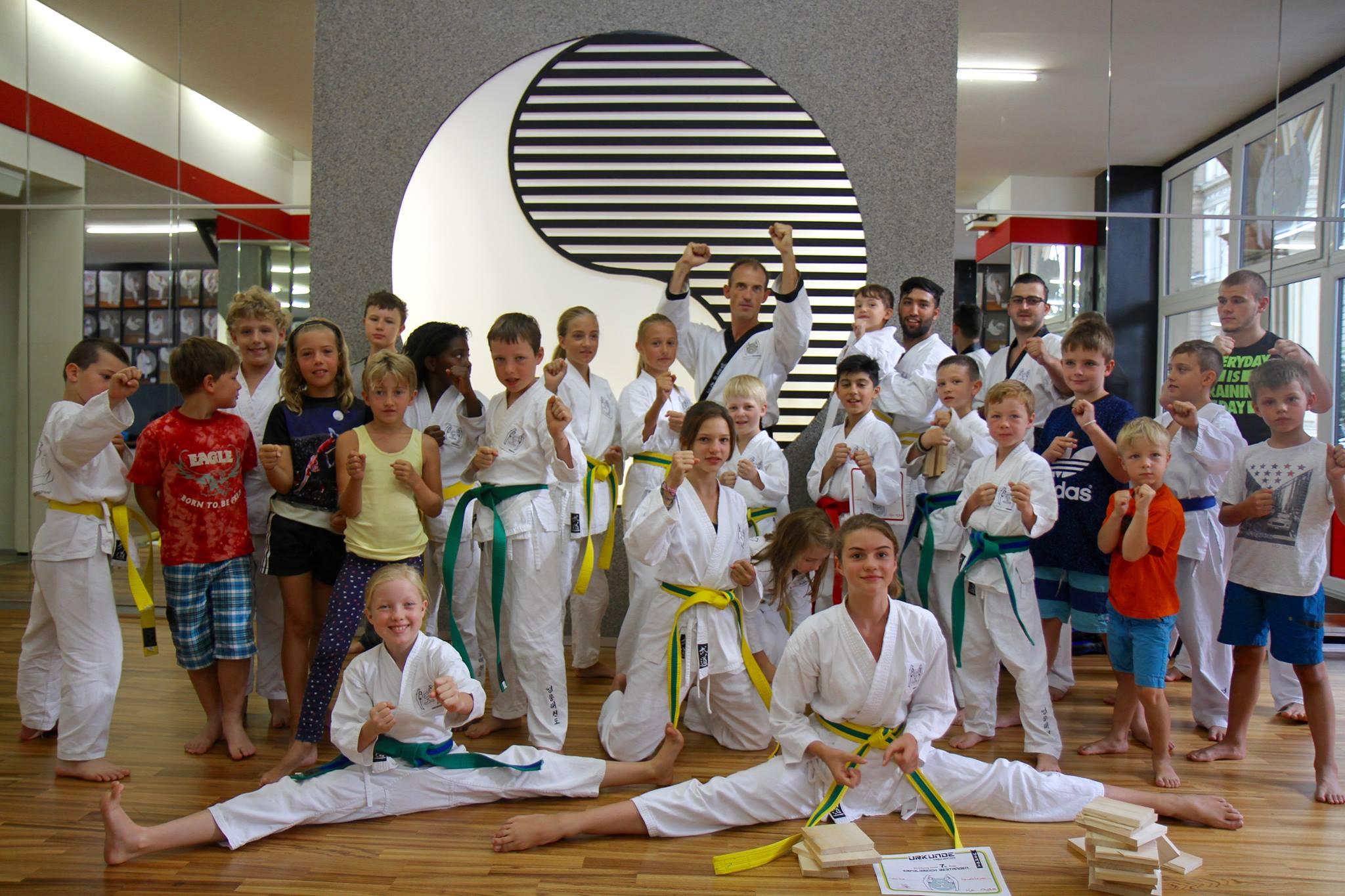 kindercamp; taekwondocamp