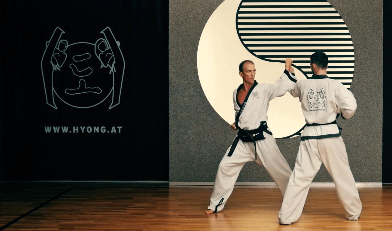 Hyong.at, Kampfkunst, Online Training, YOUNG-UNG Taekwondo, Hyongs, Üben