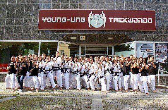 TA Wien, Trainerakademie, Sport, YOUNG-UNG Taekwondo, Start, Trainer