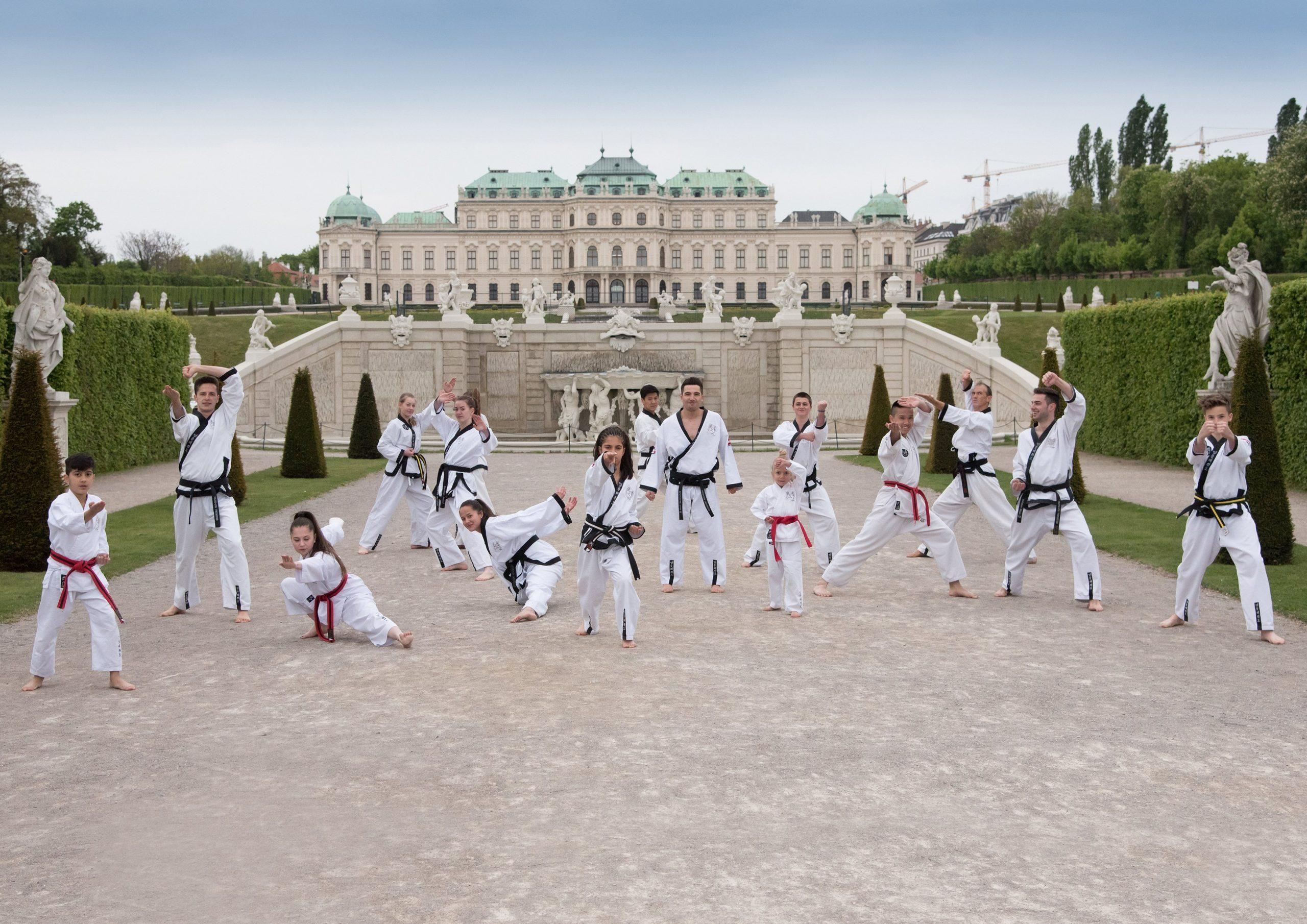 Young-Ung Taekwondo Kampfsport