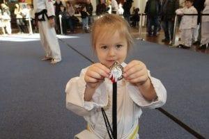 YOUNG-UNG Taekwondo G3 Kampfsport