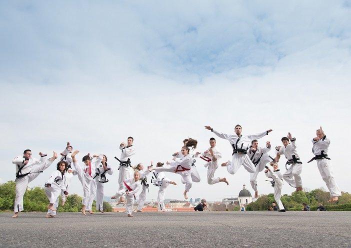 Frühlingsstart, Aktion, cool, Anmeldung, YOUNG-UNG Taekwondo