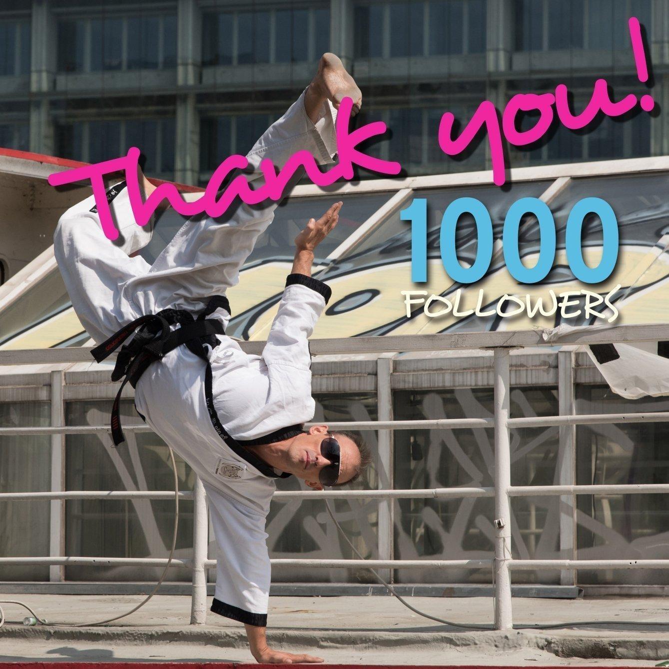 Instagram YOUNG-UNG Taekwondo Kampfsport Fans