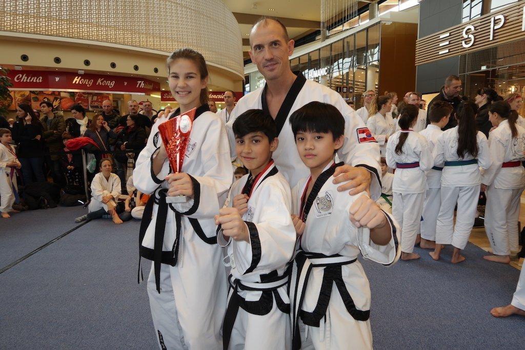 YOUNG-UNG Taekwondo Turnier