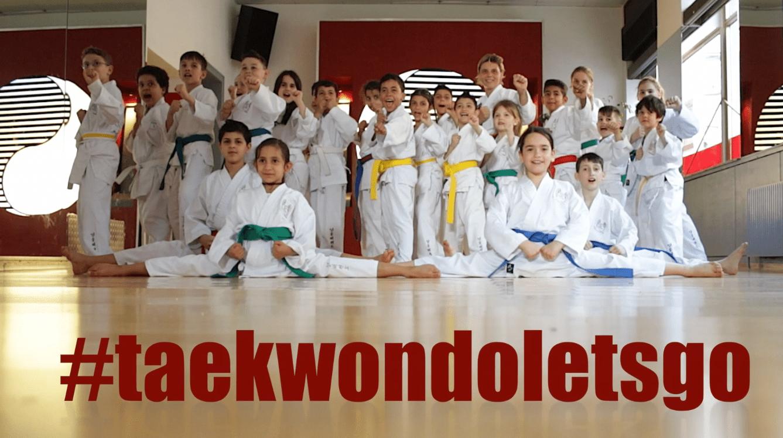 YOUNG-UNG Taekwondo Imagekampagne #taekwondoletsgo Kampfsport Reinprechtsdorferstrasse