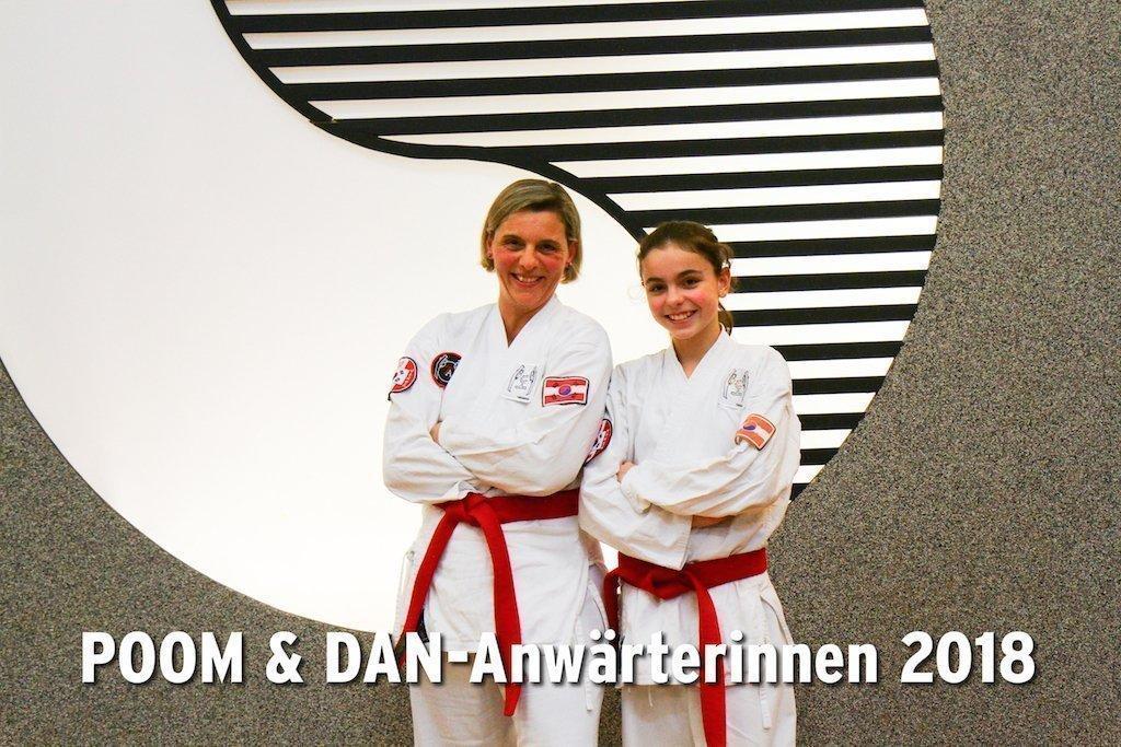 Bulgarien Camp YOUNG-UNG Taekwondo Schwarzgurt Prüfung