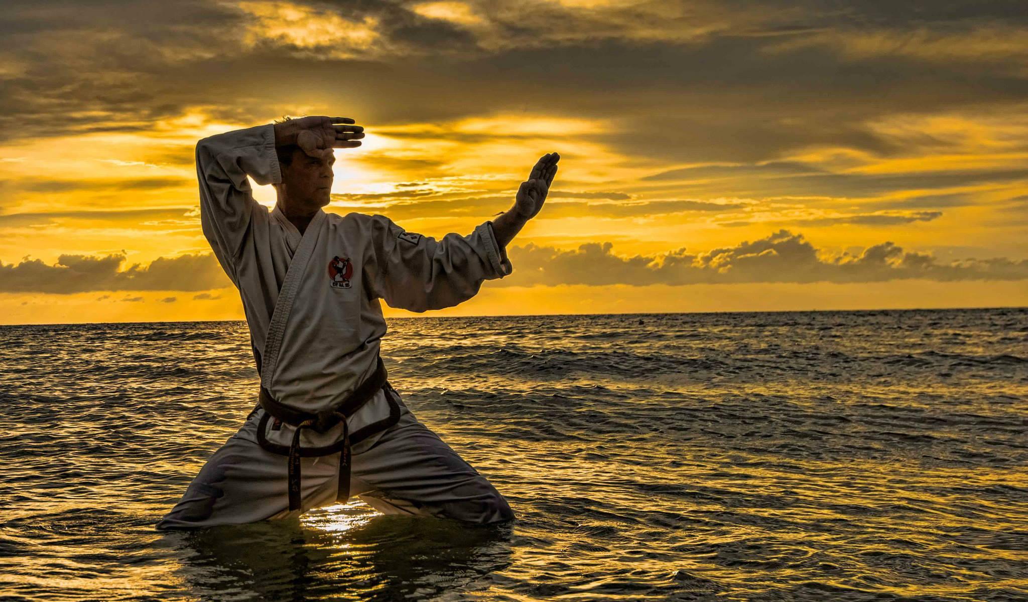 Großmeister Brunner USA Florida Kampfkunst Lehrgang YOUNG-UNG Taekwondo