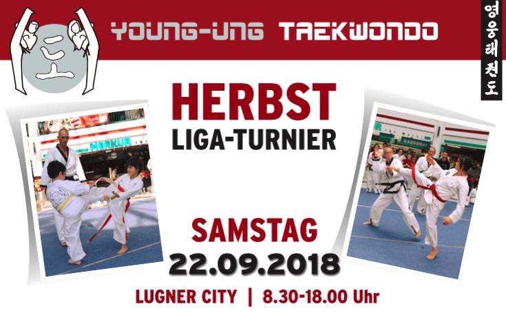 Turnier YOUNG-UNG Taekwondo Kampfsport Lugner City