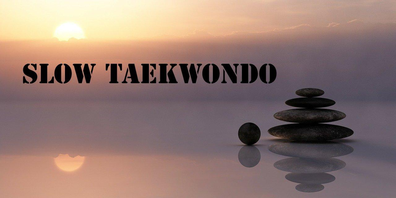 SLOW Taekwondo Meditation Hyong langsame Bewegungen