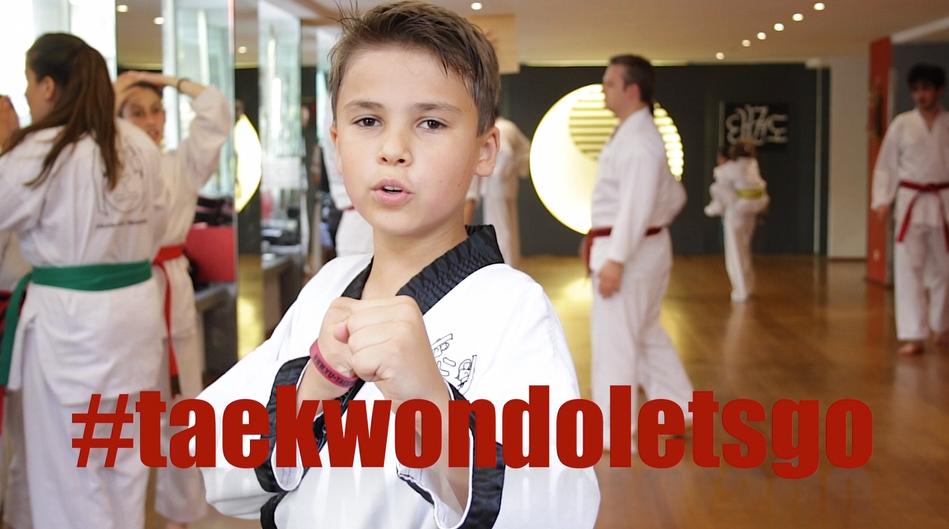 #taekwondoletsgo Imagekampagne Kampfsport YOUNG-UNG Taekwondo Kampfsport