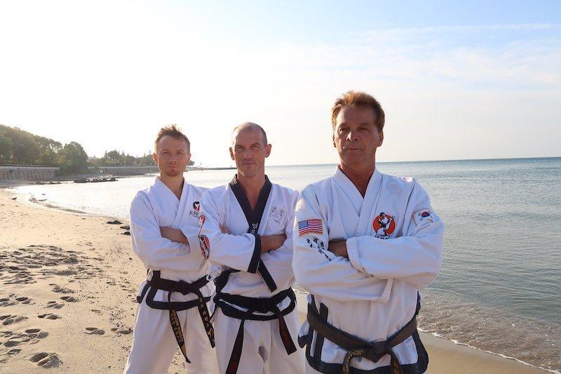 YOUNG-UNG Taekwondo Trainingscamp Bulgarien Kampfsport