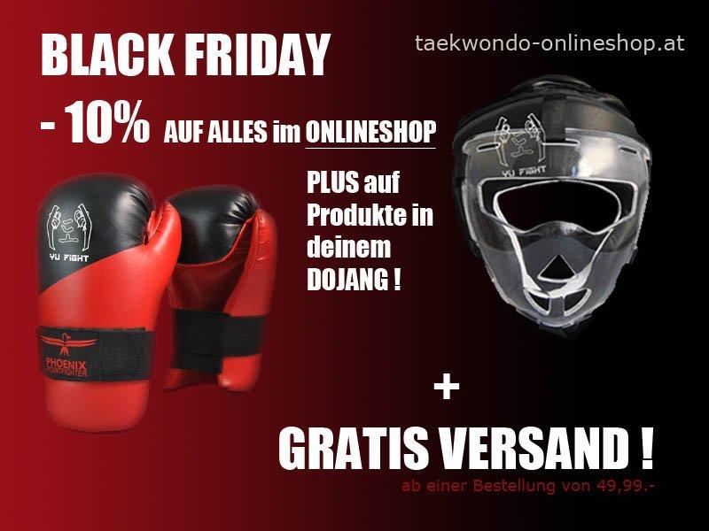 Black Friday YOUNG-UNG Taekwondo