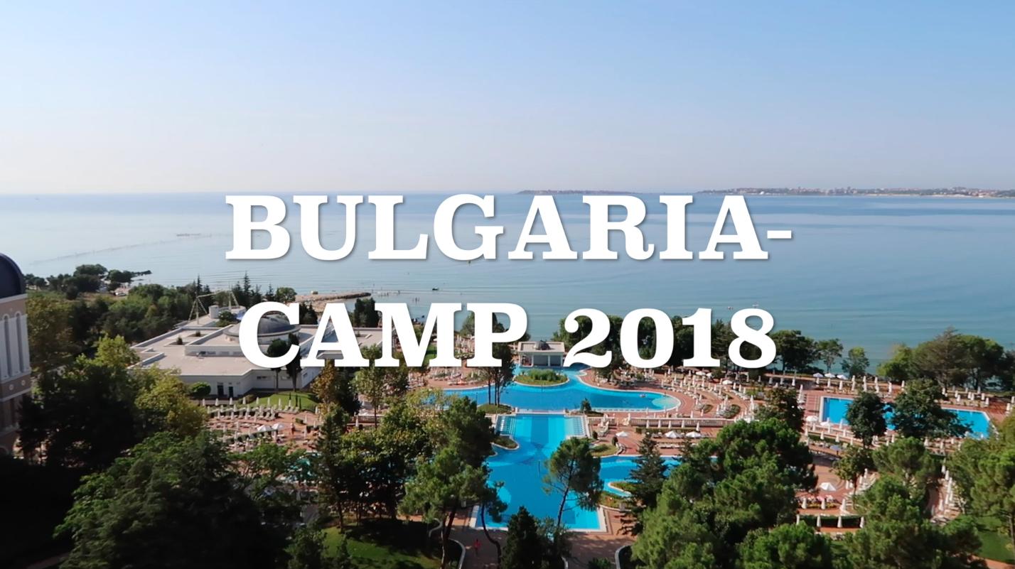 YOUNG-UNG Taekwondo Bulgarien-Camp Video