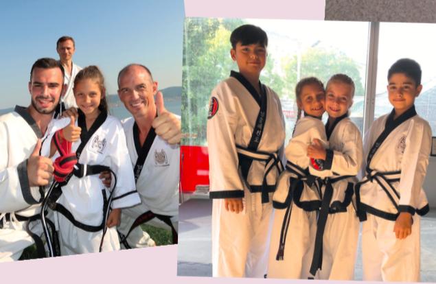 YOUNG-UNG Taekwondo Baby Express