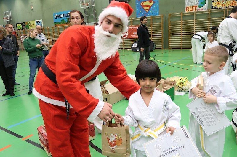 YOUNG-UNG Taekwondo Winterturnier