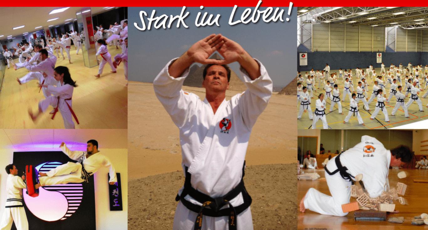 YOUNG-UNG Taekwondo Lehrgangswochenende Stuttgart