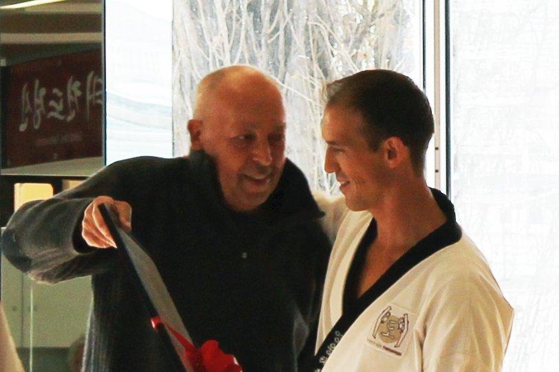 YOUNG-UNG Taekwondo Theo Schäfer