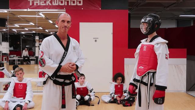 YOUNG-UNG Taekwondo YU FIGHT Kampfsport