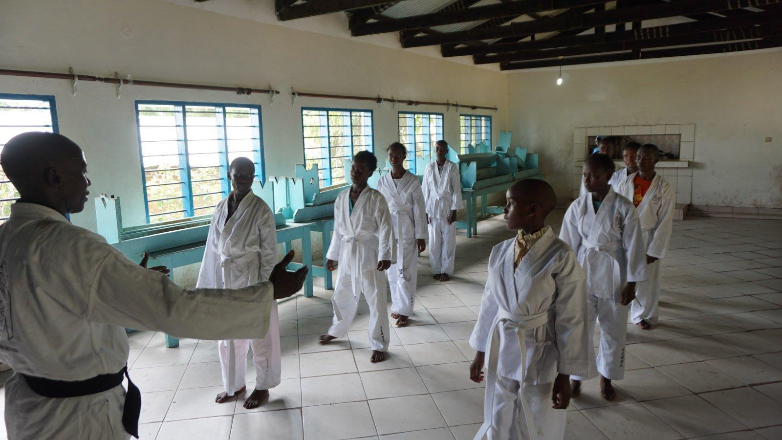 YOUNG-UNG Taekwondo Kenia