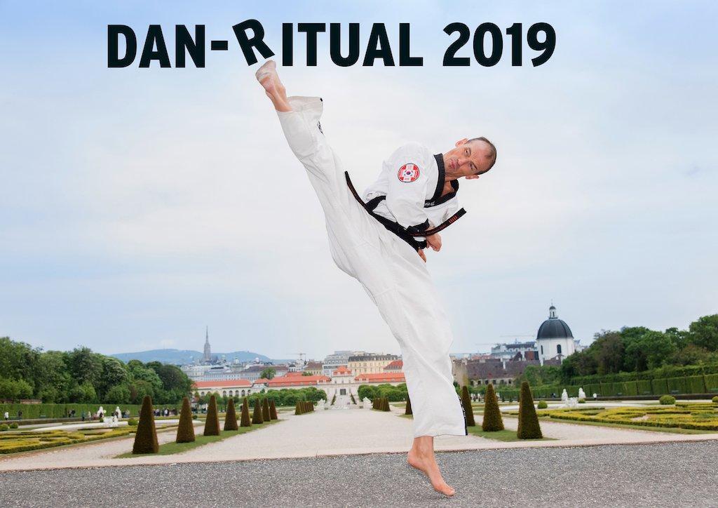 YOUNG-UNG Taekwondo DAN-Ritual 2019