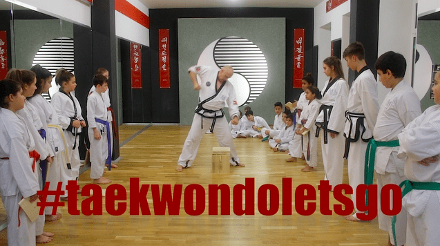 #taekwondoletsgo YOUNG-UNG Taekwondo Favoriten Kampfsport 1100 Wien