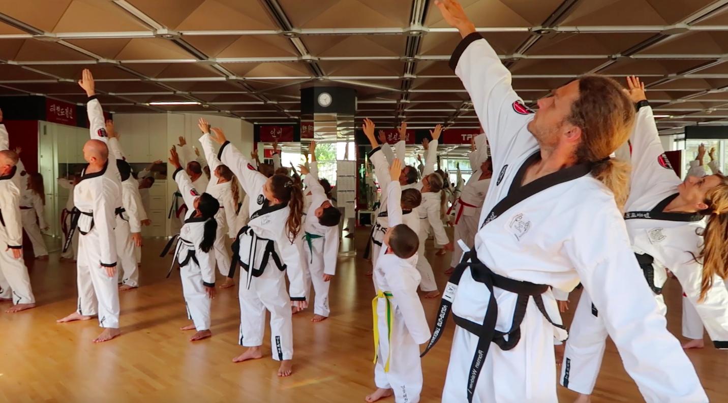YOUNG-UNG Taekwondo Kimmodo Workshops