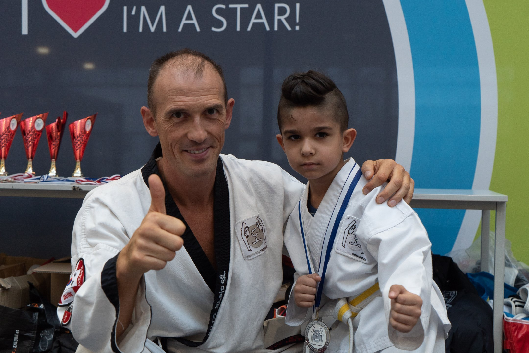 YOUNG-UNG Taekwondo Turnier SCN Kampfsport