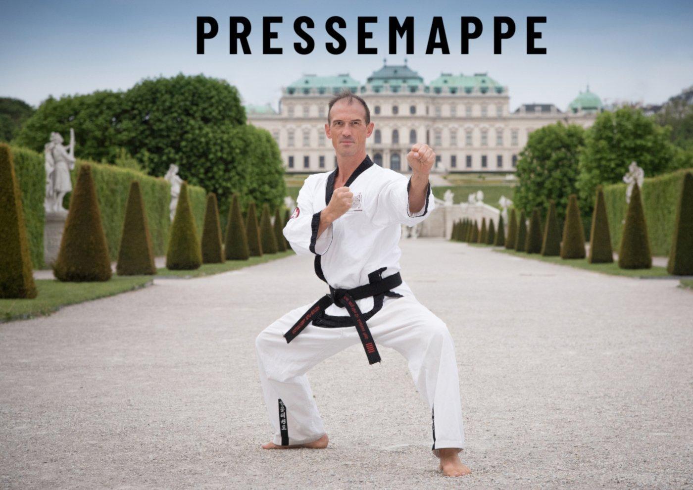 YOUNG-UNG Taekwondo Pressemappe 2020