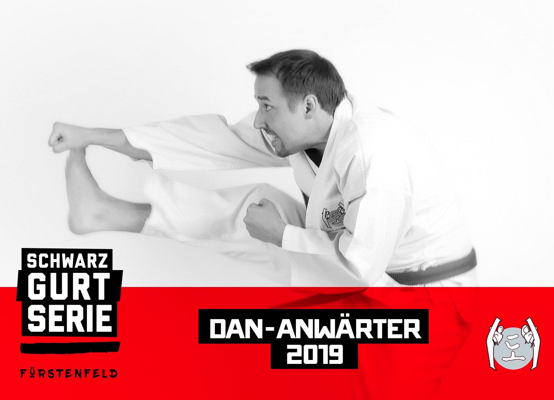 YOUNG-UNG Taekwondo Kampfsport Schwarzgurtserie Stefan Hasenauer Trainer Camp Fürstenfeld Prüfung