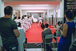 YOUNG-UNG Taekwondo Kampfsport Krems Neueröffnung