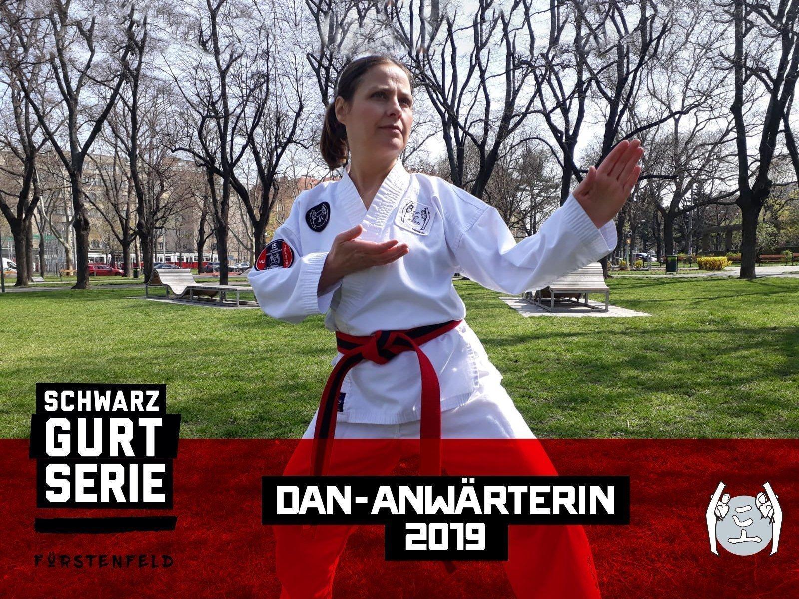 YOUNG-UNG Taekwondo Kampfsport Training Lindita Camp Fürstenfeld
