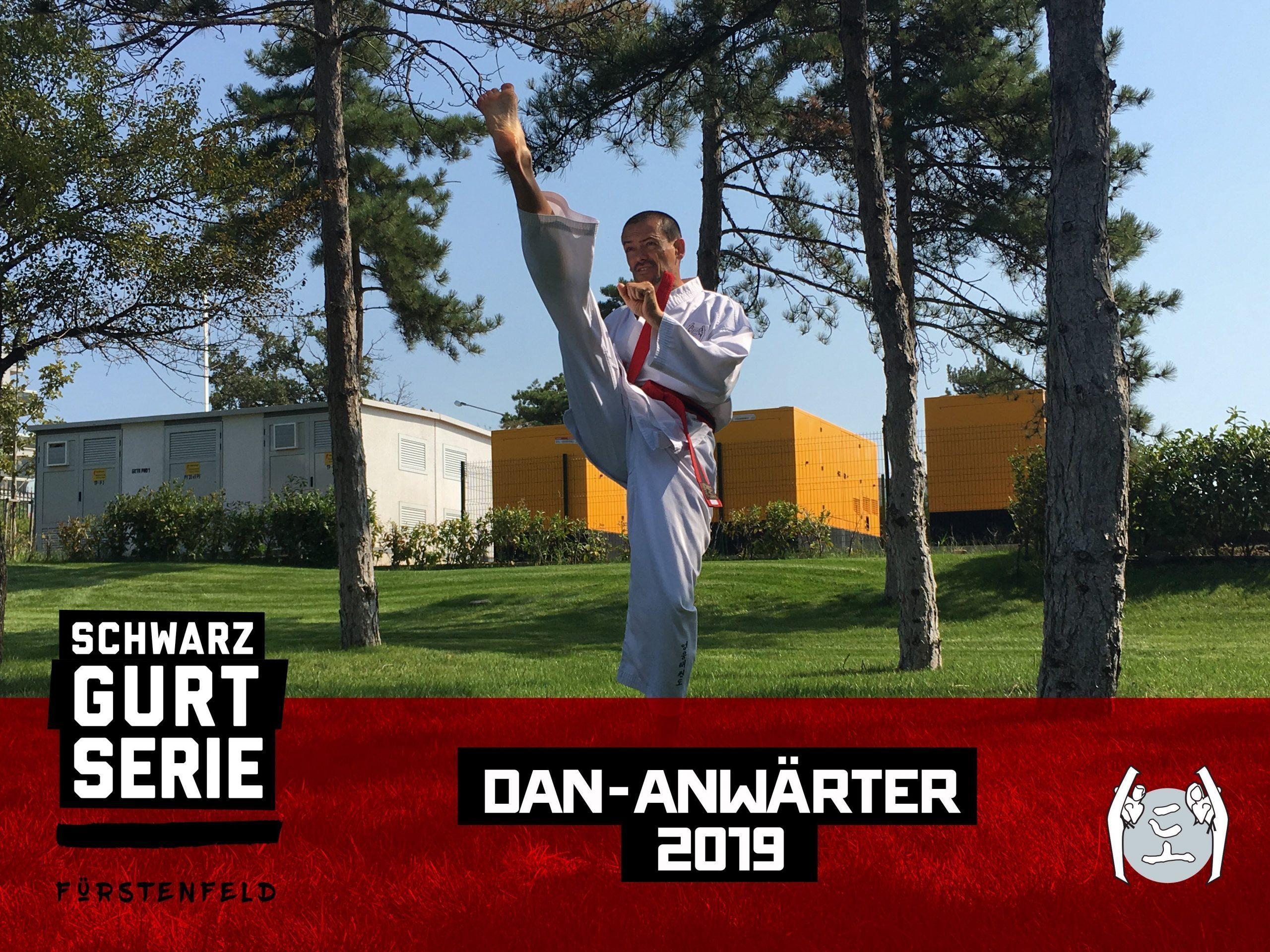 YOUNG-UNG Taekwondo Kampfsport Schwarzgurt Prüfung Training Fürstenfeld Camp