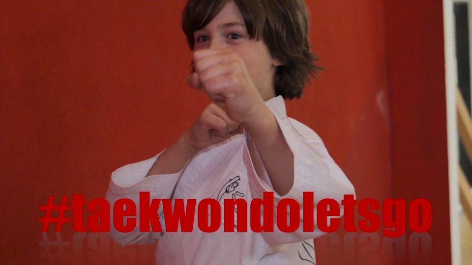 YOUNG-UNG Taekwondo Kampfsport #taekwondoletsgo Imageclip YouTube Video Meidling Meister Nhan