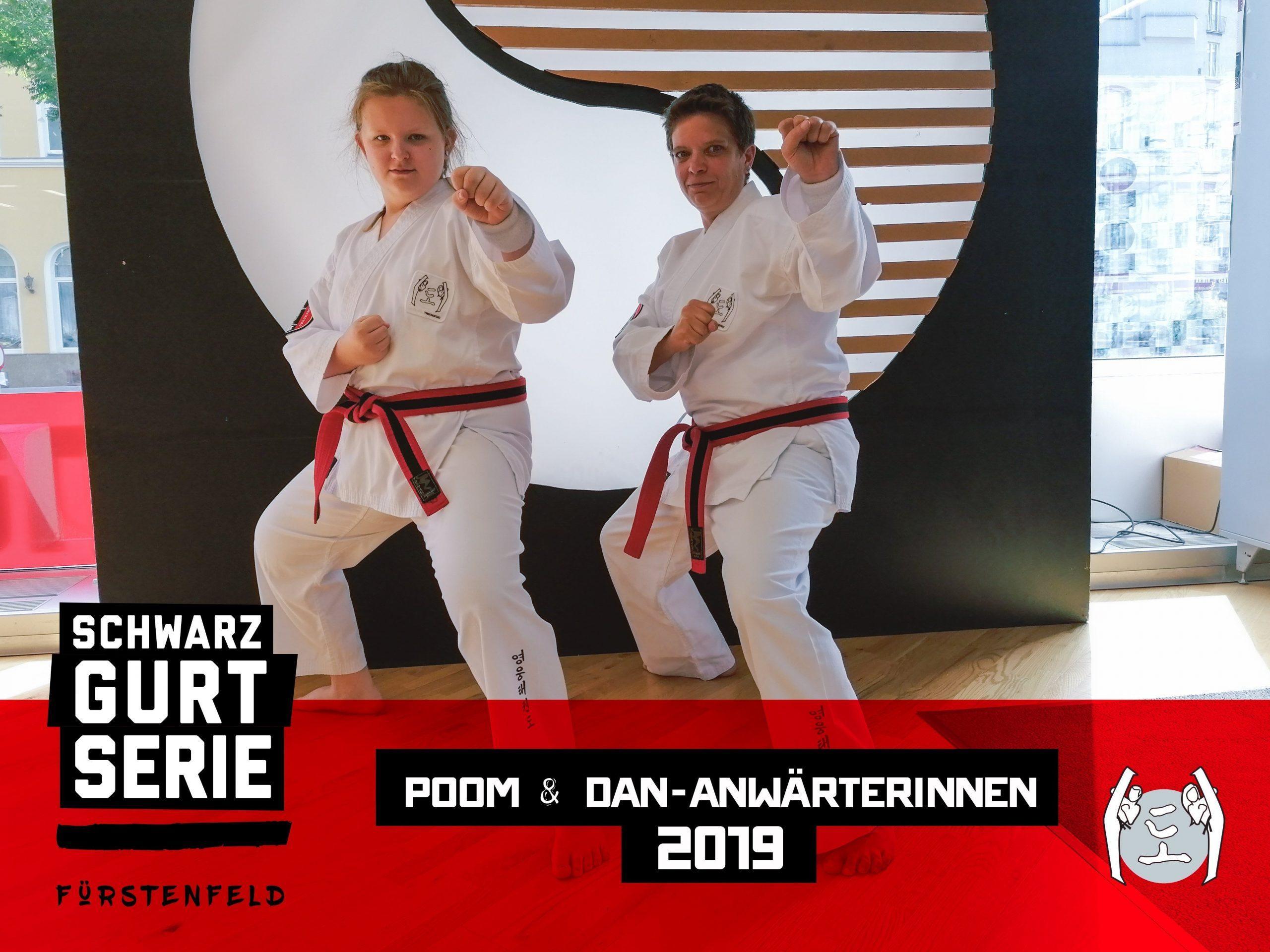 YOUNG-UNG Taekwondo Kampfsport Trainings Camp Jufa Fürstenfeld