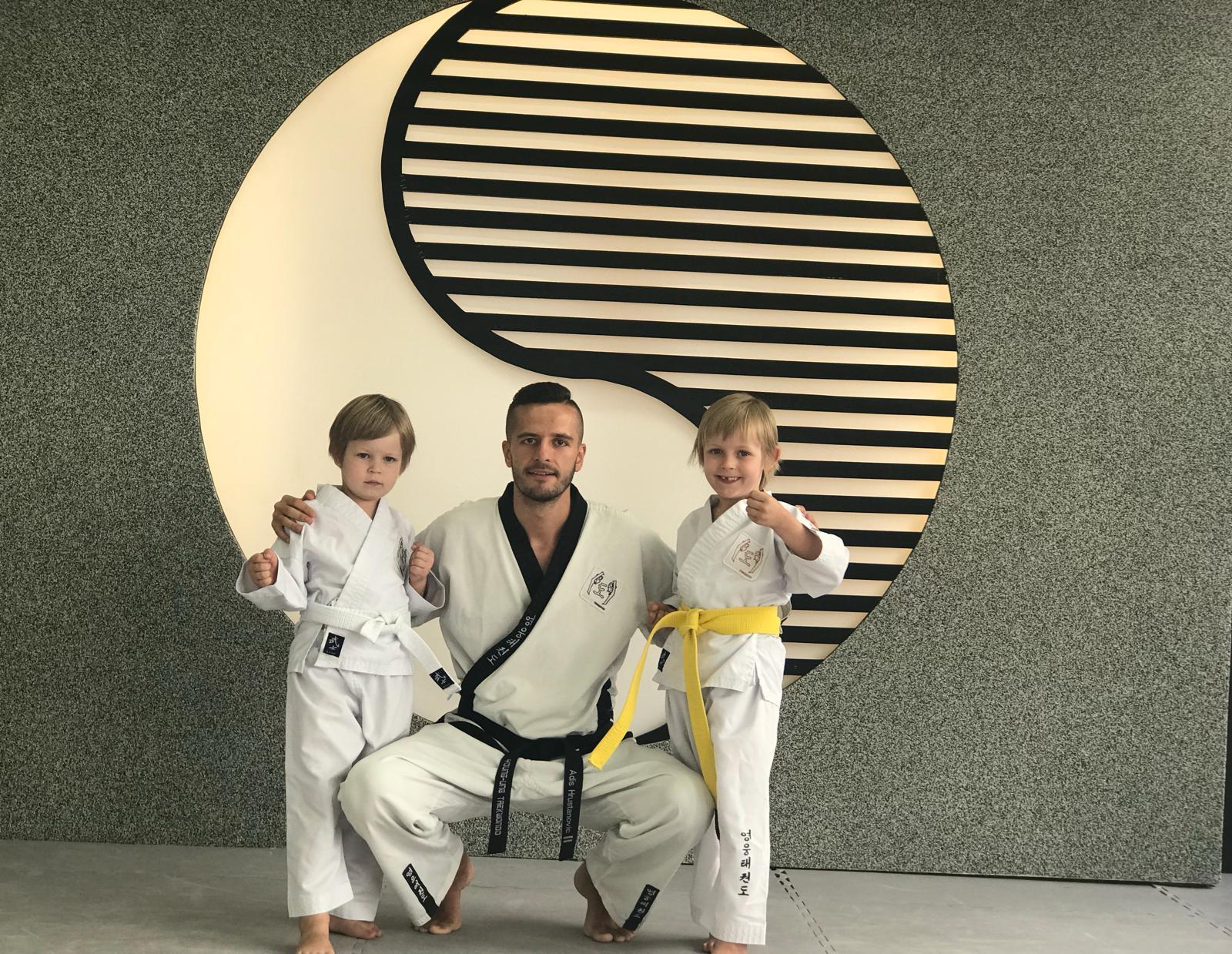 YOUNG-UNG Taekwondo Kampfsport Feel-Good Story