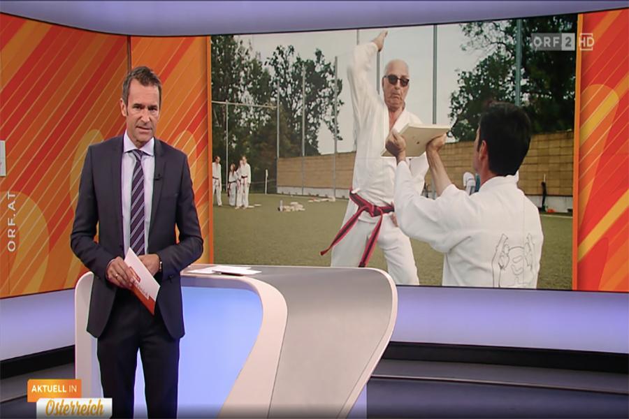Bild aus dem ORF