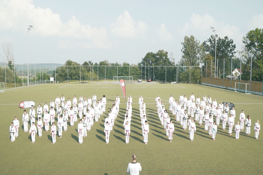 YOUNG-UNG Taekwondo Fürstenfeld-Camp Video YouTube