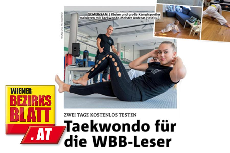 Junge Frau macht am Boden Fitness