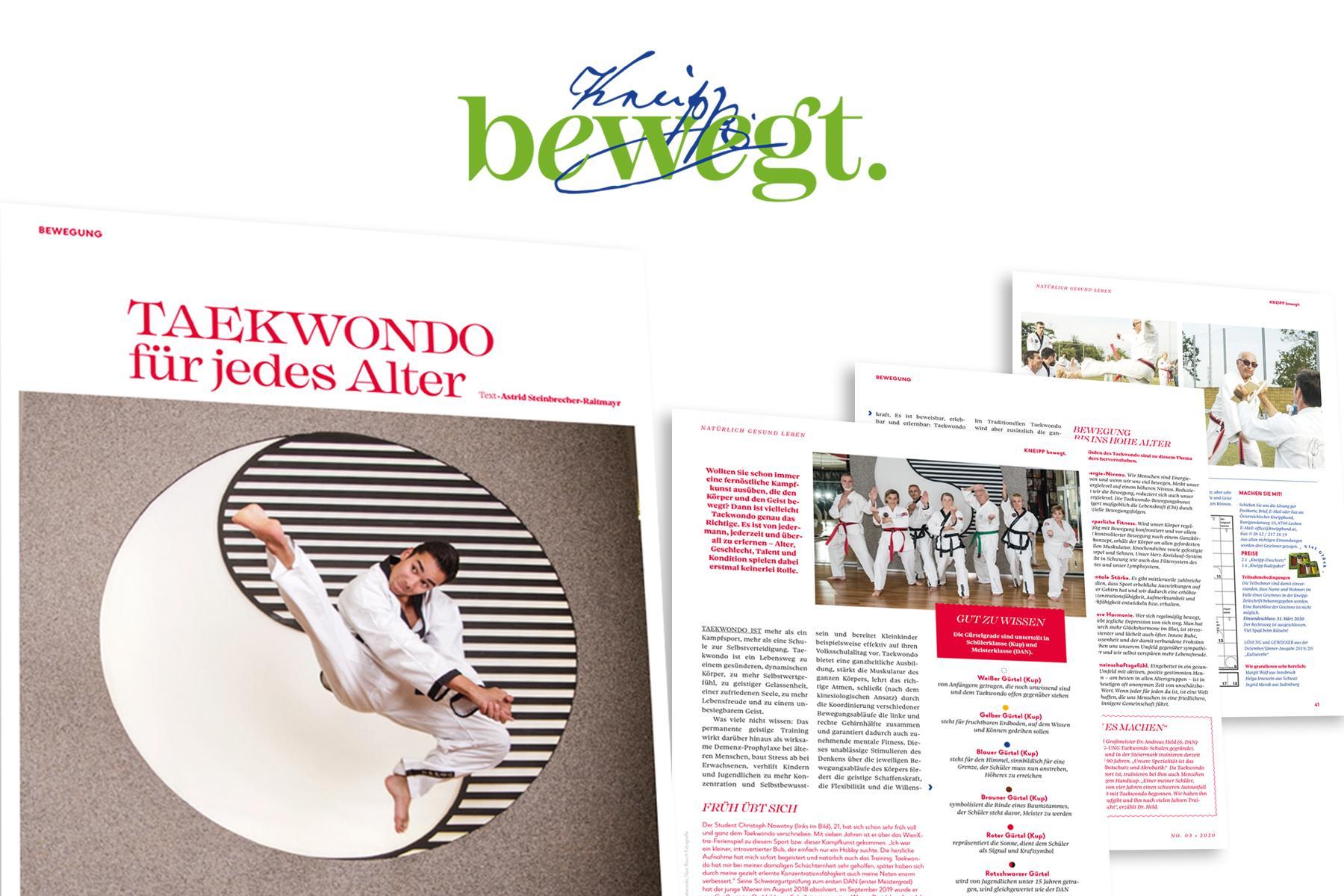 Kneipp Magazin