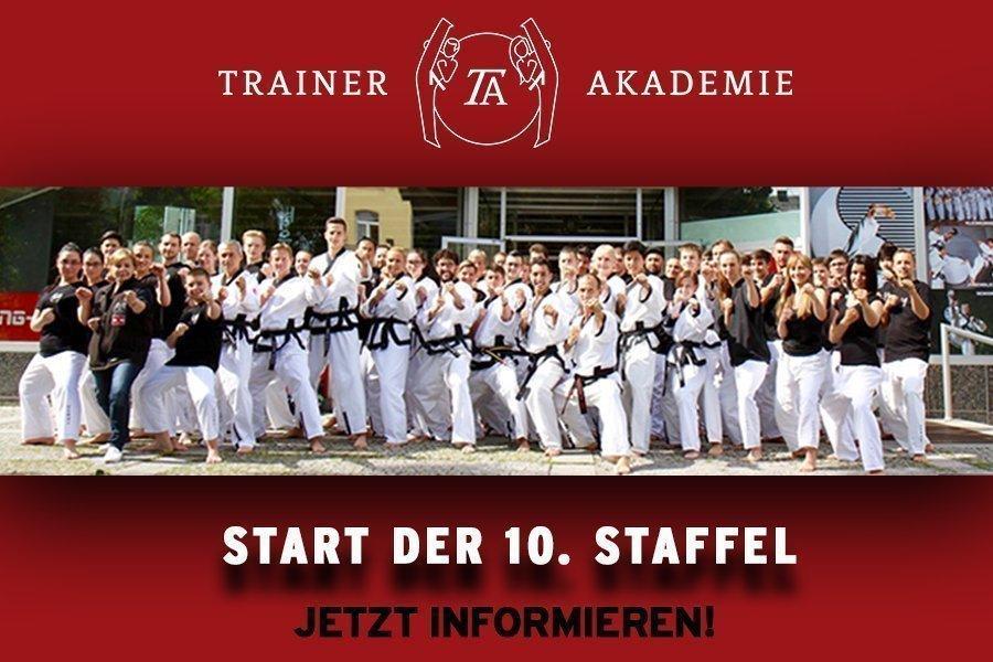 Ausbildung Bildung zum Taekwondo Trainer