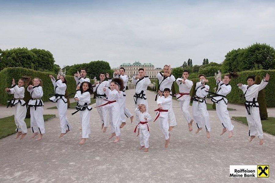Taekwondo Belvedere