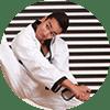 Portrait Foto unseres Taekwondo-Trainers aus der Zweigstelle 1020 Wien