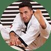 Portrait Foto unseres Taekwondo-Trainers aus der Zweigstelle 1070 Wien