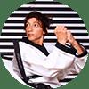 Portrait Foto unserer Taekwondo-Trainerin aus der Zweigstelle 1150 Wien