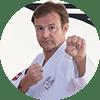 Portrait Foto unseres Taekwondo-Trainers aus der Zweigstelle 2380 Perchtoldsdorf