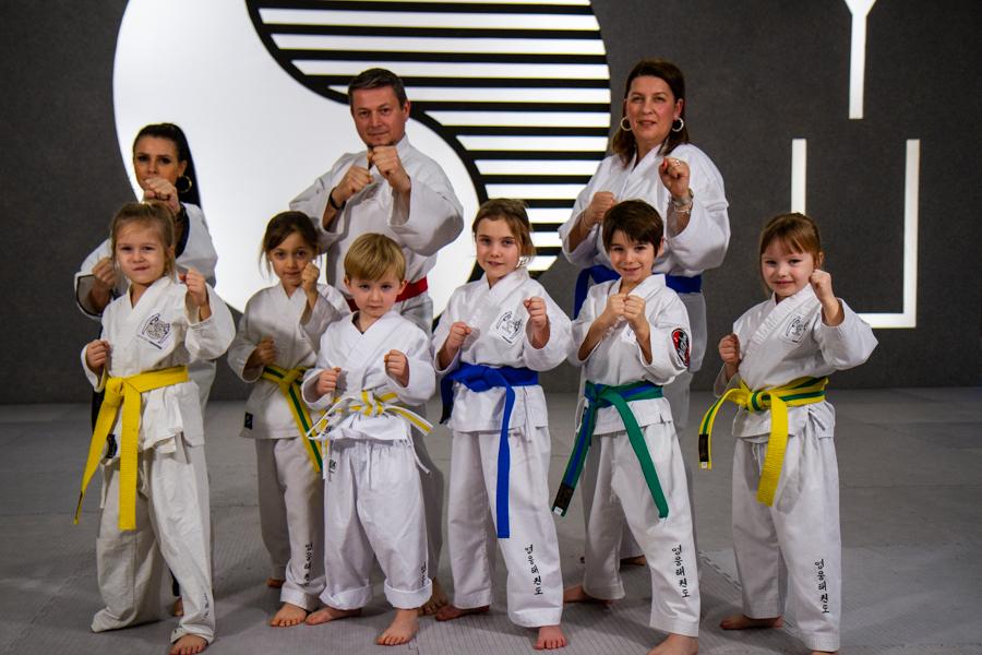 YU Taekwondo Family Concept