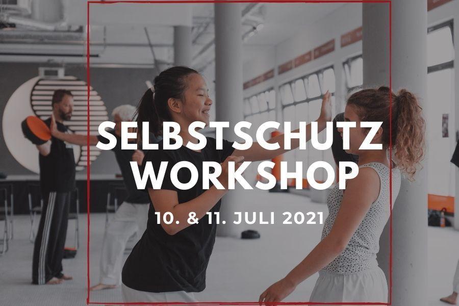 Selbstschutz-Workshop Szene